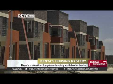 High land prices contribute to the high cost of housing in Kenya