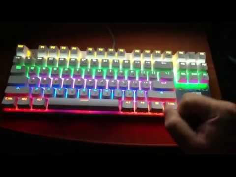 Mechanical Keyboard - ME TOO ZERO X51