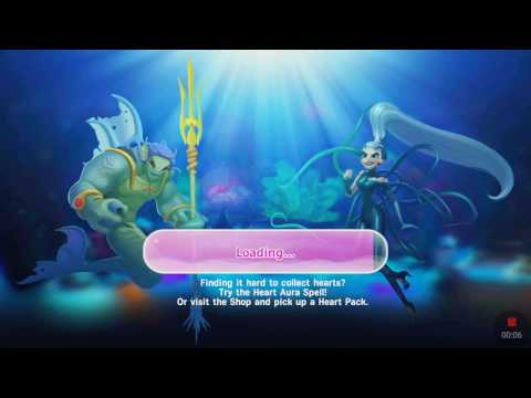 Winx Club Sirenix Power- Pillar of control (rescue Daisyree)