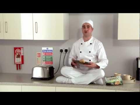 Zugo's Deli Panini sponsors Friends idents - Anti Toast