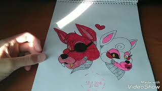- Мои рисунки фнаф 13