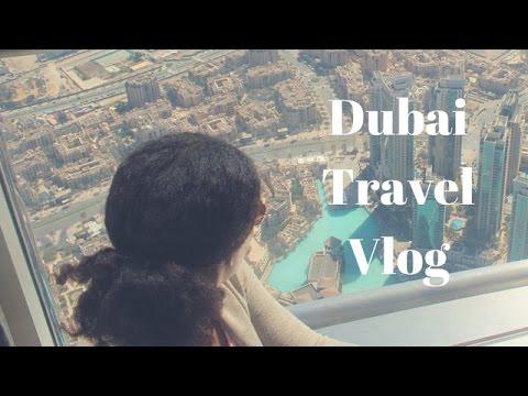 My 2-Day Dubai Adventure | Travel Vlog | HonestlyErica