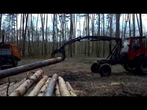 Бур, Самодельный бур для МТЗ. Бурим ямки(котлованы) - YouTube