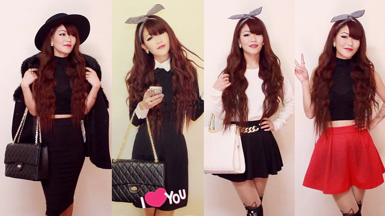 Cat Valentine Winter Outfits