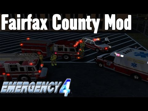 Emergency 4 Fairfax County Mod #1 Fire & EMS Only