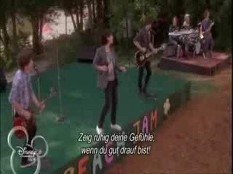 Camp Rock || Jonas Brothers - Play My Music || DEUTSCH - HQ