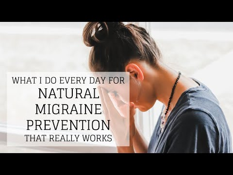 Natural Migraine Prevention | MIGRAINE NATURAL REMEDIES | Bumblebee Apothecary