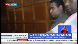 Washukiwa wanaodaiwa kuzungumza na magaidi wafikishwa mahakamani