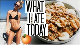 What I Ate Today   Healthy & Easy What I Eat in a Day