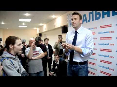 Открытие штаба Навального в Йошкар-Оле / 21.05.2017