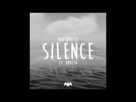 Marshmello ft. Khalid - Silence ringtone