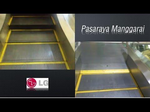 LG Escalators - Pasaraya Manggarai, Jakarta (2)
