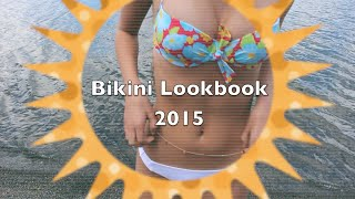 Bikini Lookbook: Summer 2015