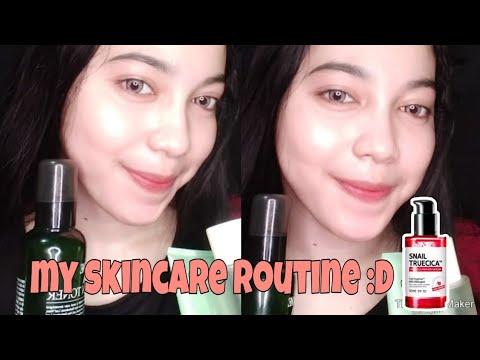 Akhirnya! My Skincare Routine:D   Meliyani Safitri