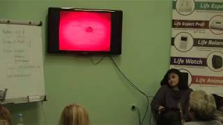 №19 Обучение в Одессе 05.11.2018 . Биорезонанс . Тестирование.