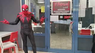 Spiderman al Ritrovo
