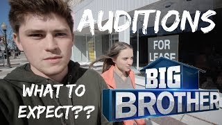 Big Brother Auditions - Behind The Scenes | BB20 | 2018 Auditions