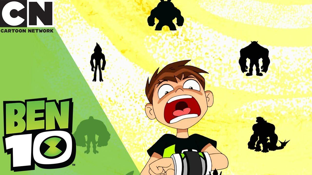 Ben 10 | The Big Surprise | Cartoon Network UK