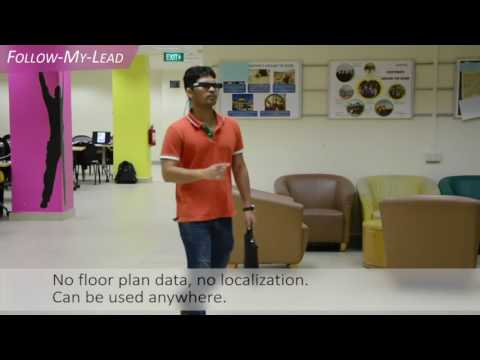 Follow-My-Lead: Intuitive Indoor Path Creation and Navigation Using Interactive Videos