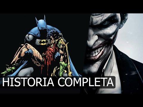 batman:-una-muerte-en-la-familia-|-la-muerte-de-robin-|-historia-completa