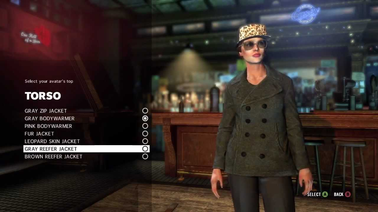 All Max Payne 3 Women Multiplayer Clothing Hd Youtube