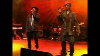 Aswad (Reunion) - African Children (Live!) - Island 50 - 26th May 2009