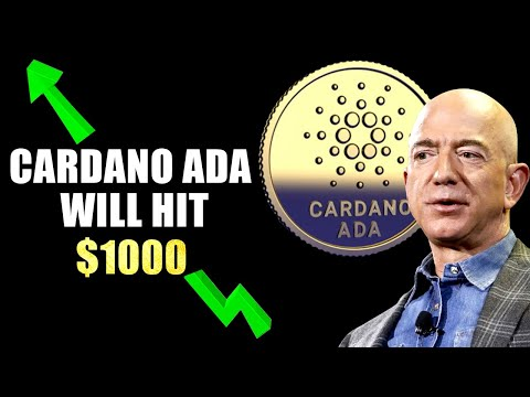 Why Jeff Bezos STRONGLY Believes Cardano ADA Will Reach $1,000