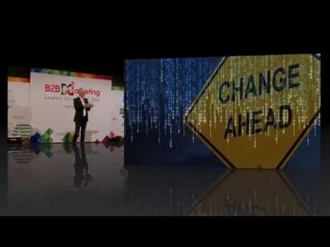 Jonathan Martin CMO Pure Storage B2B Marketing Leaders Forum Sydney Australia
