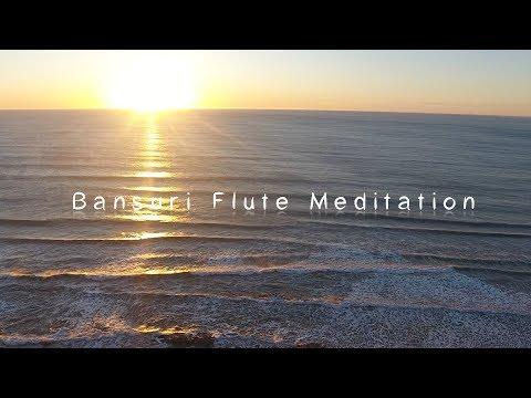 Bansuri Flute Meditation Music ⎜ Instrumental Indian Flute Improvisation 30 min.⎜