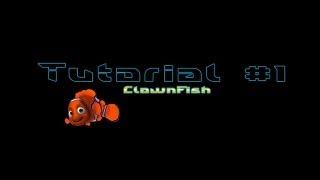 Tutoriál #1 - Program - ClownFish