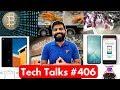 Tech Talks #406 - Bitcoin Tax, 3D Drug Printing, Electronic Tattoo, Amazon Go, S9 & S9+