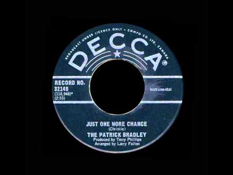 The Patrick Bradley - Just One More Chance
