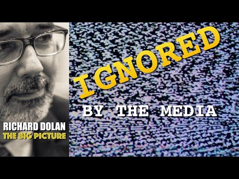 Tic Tac Implications IGNORED By The Media (Richard Dolan)