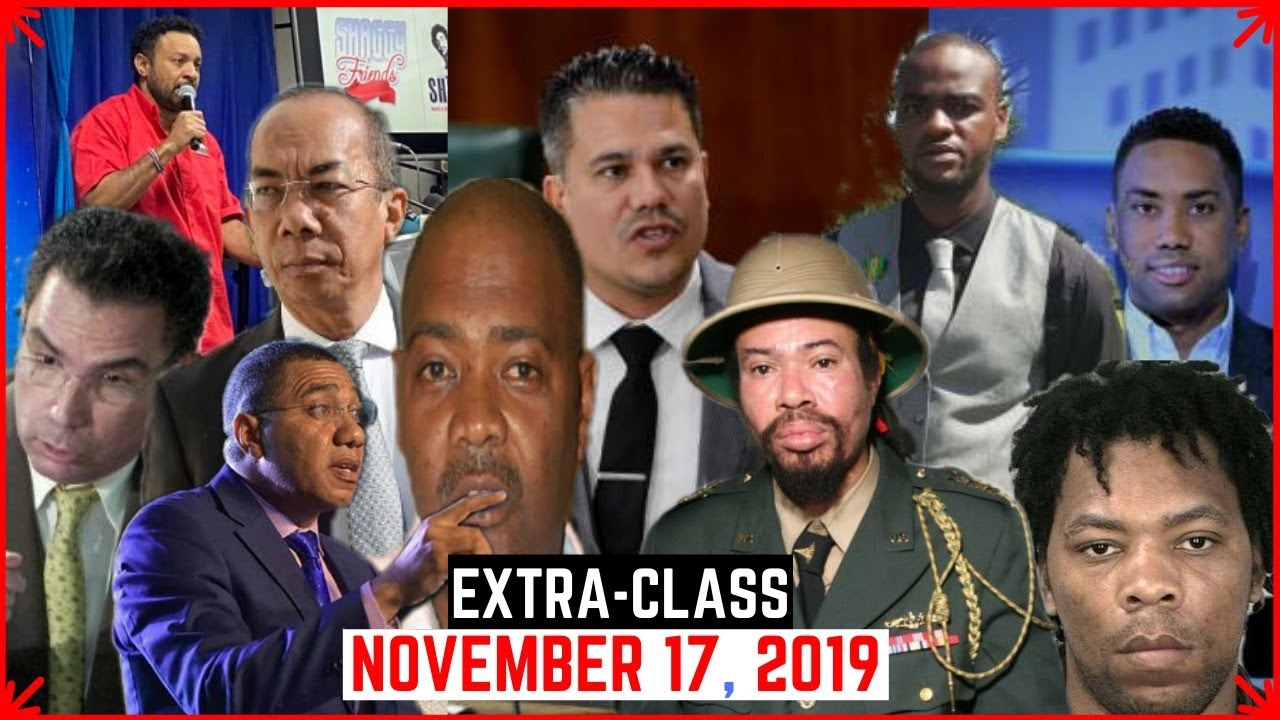 Extra-Class Ep#210: MPs want raise, Shaggy, Tesha Miller, Mailpac IPO, Brigadier Jerry