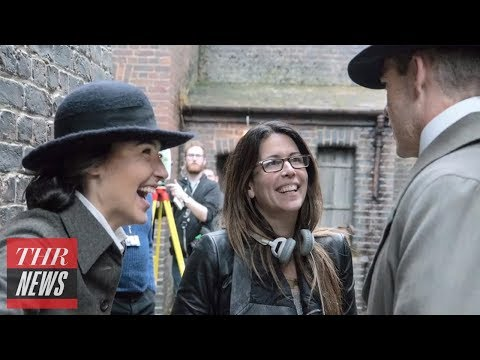 Patty Jenkins Shares Surprising First Glimpse of