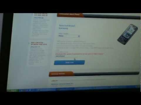 How to unlock samsung M8800 pixon by sim-unlock.net