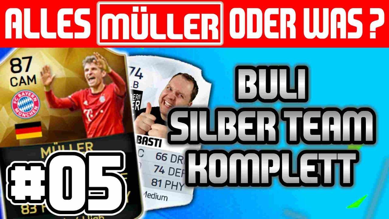 Alles Müller Oder Was Jetzt Kommen Bessere Spieler 05 Fifa