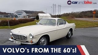 Volvo Cars From The 60s | NDTV carandbike
