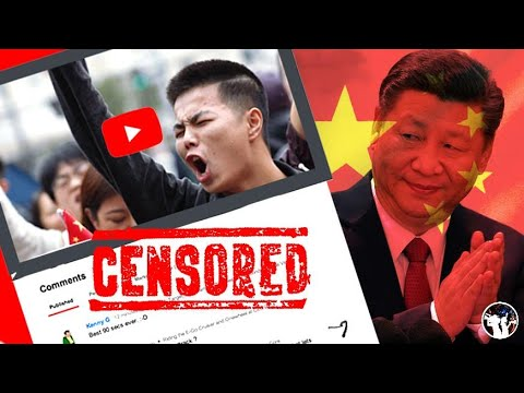 Holy Cow YouTube Got Caught With Its Pants Down With Communist China!