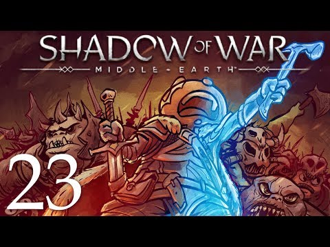 Middle Earth Shadow of War Gameplay Walkthrough Part 23: No Shame in It