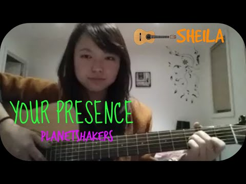 Your Presence by Planetshakers ( Cover )