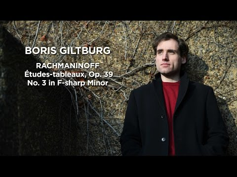 Boris Giltburg |  Études-tableaux, Op. 39: No. 3 in F-Sharp Minor