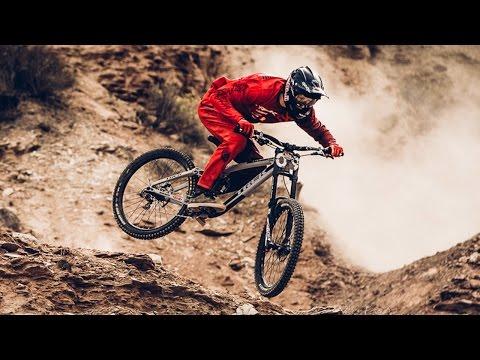 Rampage Winning Run: Brandon Semenuk's Flawless Big Mountain Line