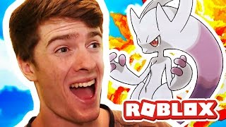 NEW MEGA MEWTWO! / Pokemon Legends / Roblox Adventures