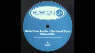 Defective Audio