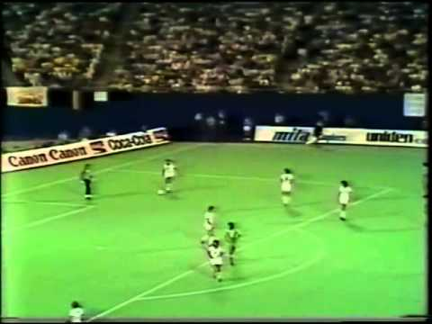 Friendly Match 1982  Europe  v   Rest of World