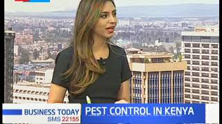 Business Today: Pest control in Kenya