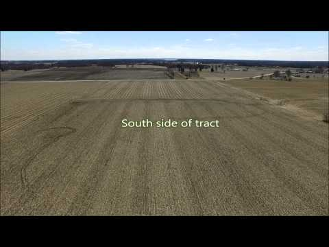 Joseph Pilkington Estate Aerial Tour - Hancock County, IL