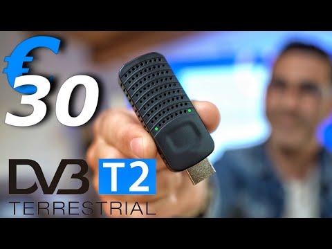 DECODER per il NUOVO DIGITALE TERRESTRE più piccolo ed economico SU AMAZON DVB-T2 HEVC MAIN 10 Bit