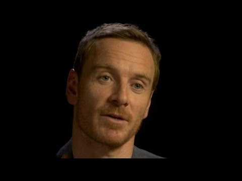 Michael Fassbender Jokes About His LoveHate Relationship With Another Hollywood Ginger